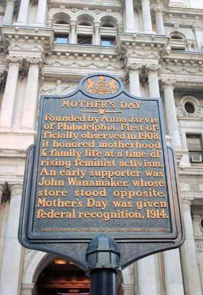 Did You Know That Mother S Day Was First Observed In Philadelphia