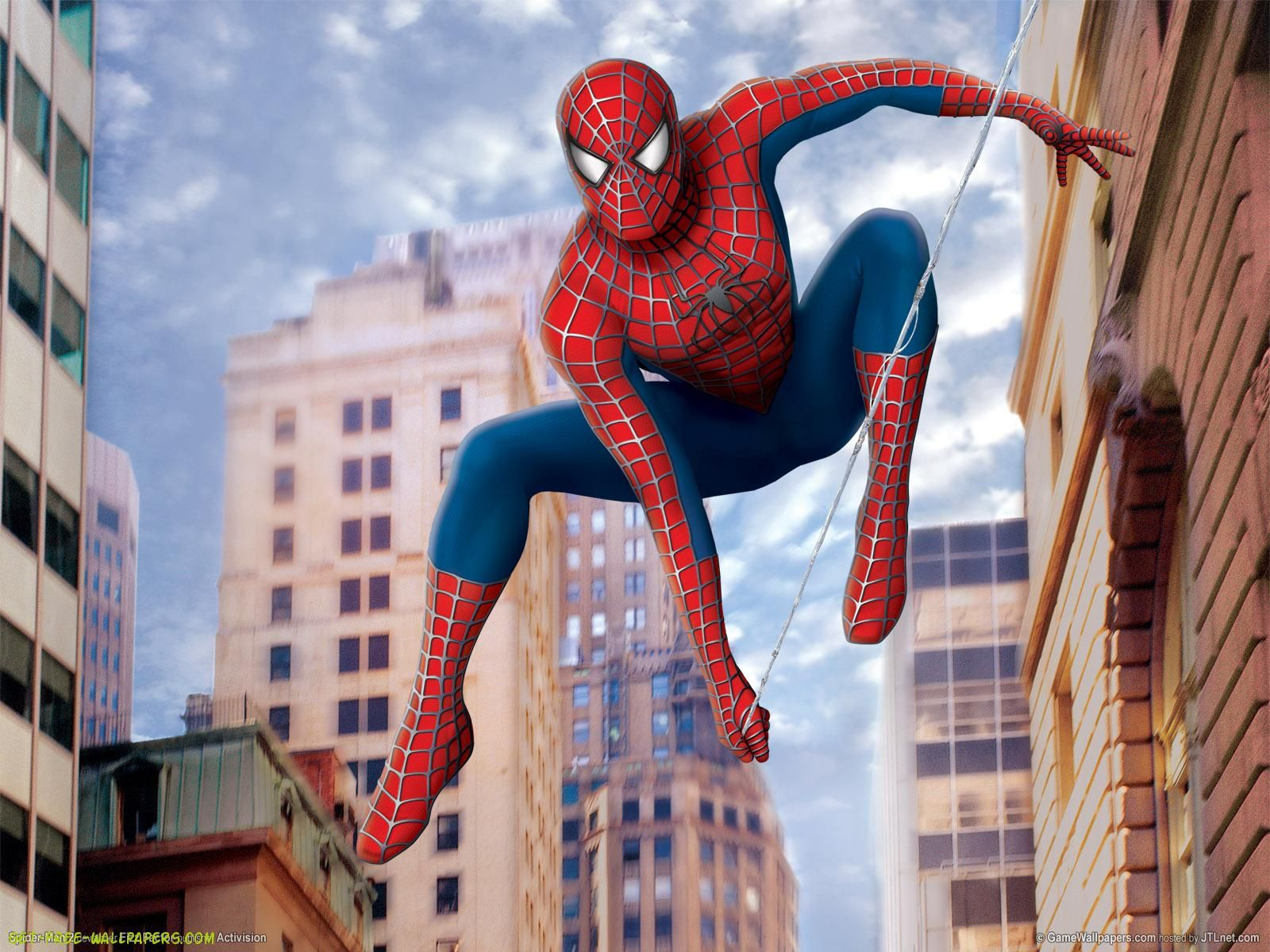 SpiderMan HD Wallpapers Backgrounds Wallpaper HD