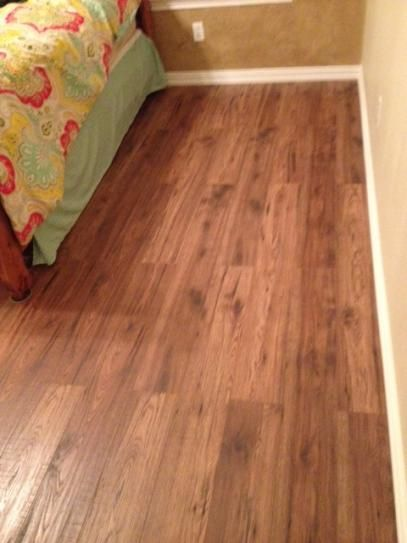 Home Decorators Distressed Brown Hickory
