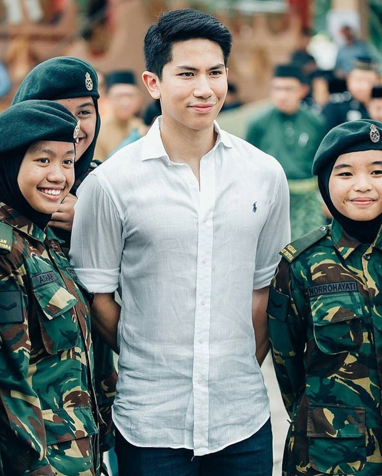 Prince Mateen ; Photo credit to owner   Selebritas, Militer, Suami ...