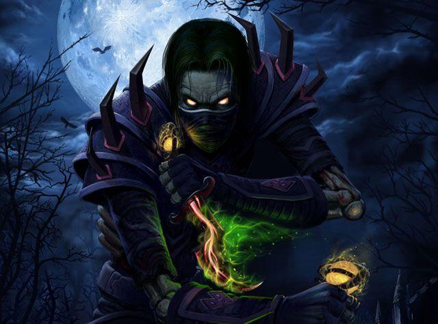 Another Favorite World Of Warcraft Warcraft Art Warcraft