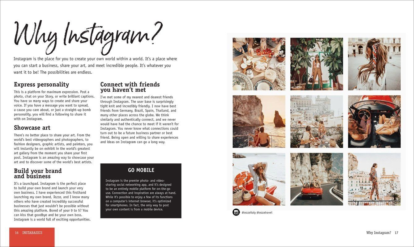 Create Your Own Instastyle On Instagram Great Books To Read