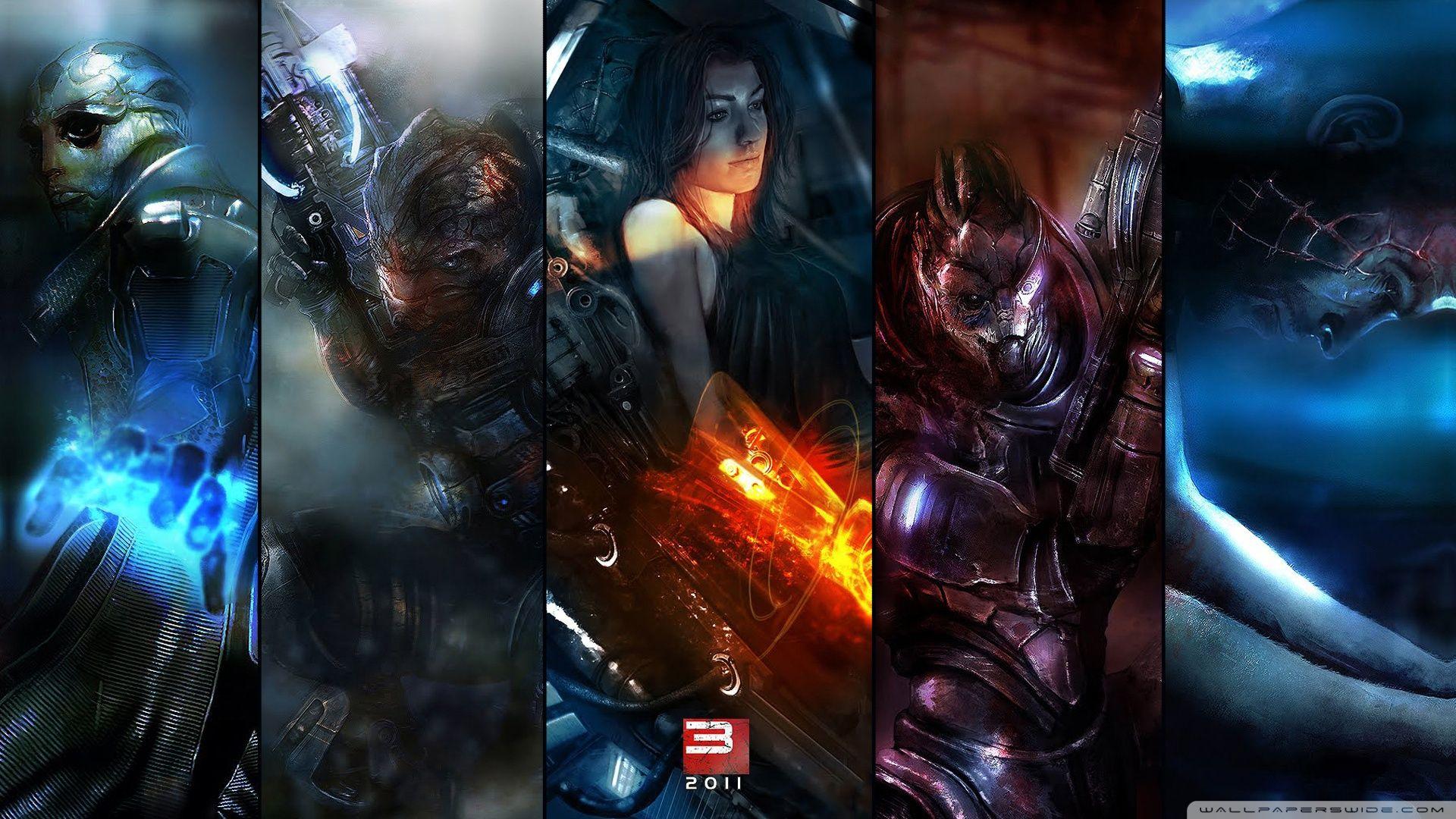 Mass Effect HD Обои Фоны Wallpaper Обои фоны, Обои, Фон