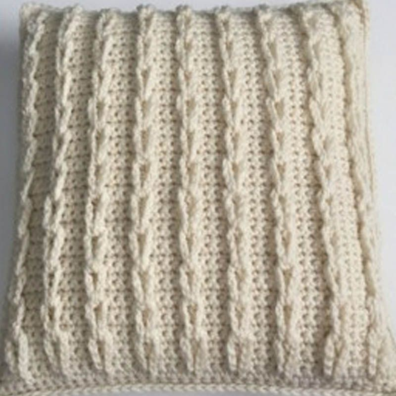 Crocheted Loop Pillow - JoAnn | Jo-Ann