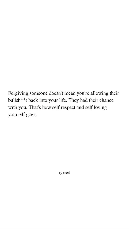 forgiveness then boundaries