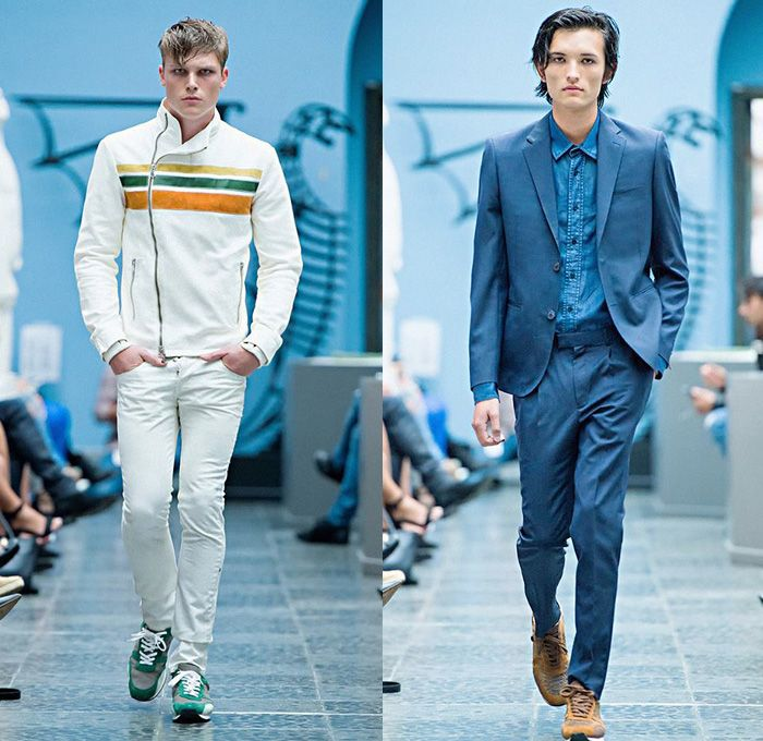 Mardou 2014 Spring Summer Mens Runway Collection - Oslo Fashion Week Norway Vår Sommer: Designer Denim Jeans Fashion: Season Collections, Runways, Lookbooks and Linesheets