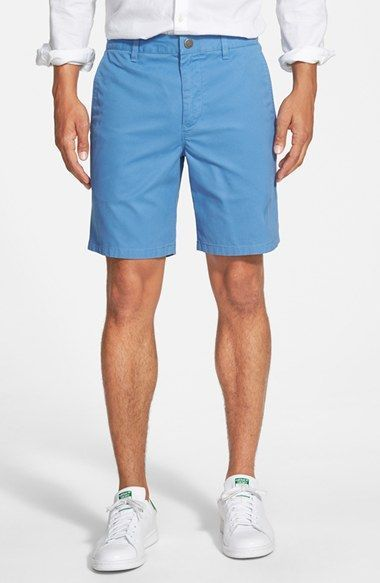 2fbec0ed6c37 Bonobos Washed Chino Shorts (7 inch) available at  Nordstrom