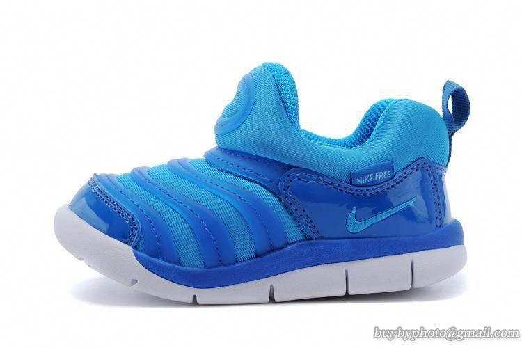 ecc13f77f3 Nike Dynamo Free Small Children's Shoes Kids Shoes lucas Caterpillar All  Blue #DiscountKidsClothes