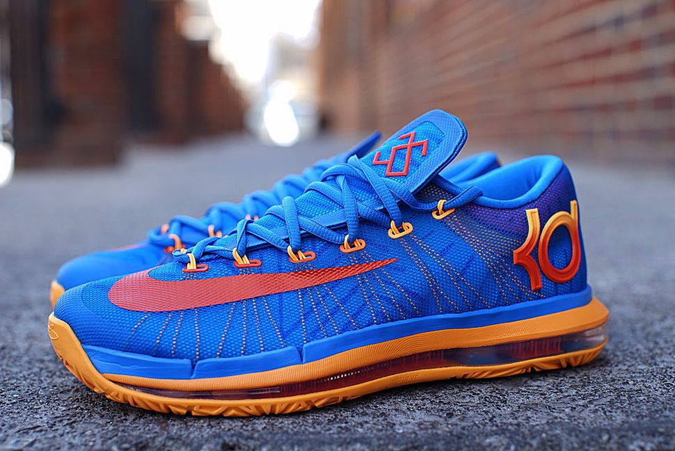 "finest selection 85705 1eb98 Nike KD VI Elite ""Team"" (Release Reminder   Detailed Pics)"