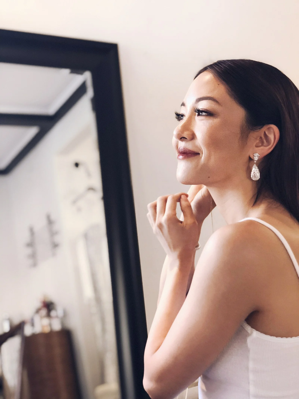 Constance Wu's Stylist Breaks Down Her Crazy Rich Asians ...