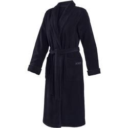 Photo of Joop bathrobes ladies bathrobe with shawl collar blue size 44/46 1 pc. Joop