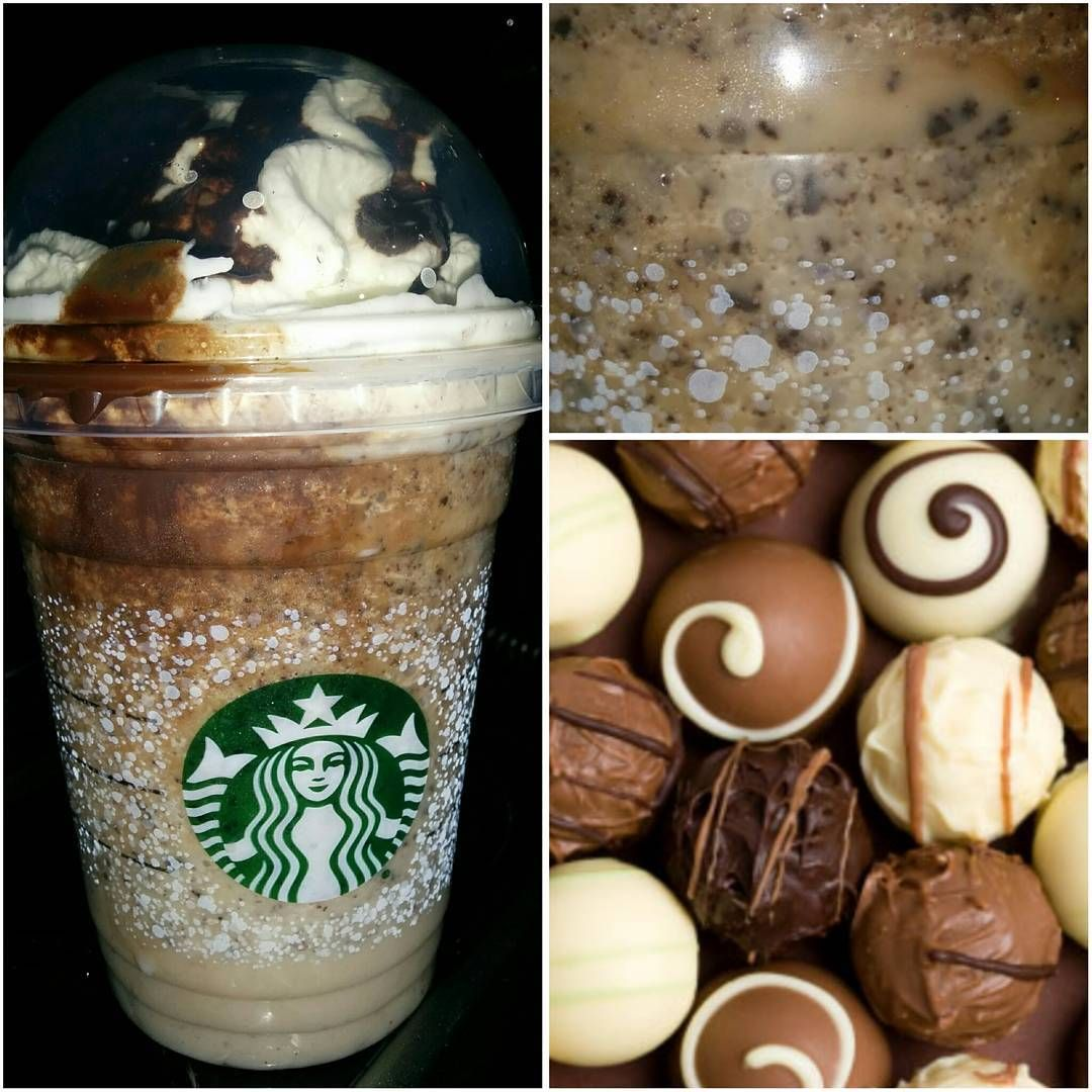 Just Added : *CHOCOLATE DALMATIAN FRAPPUCCINO* !! Perfect if you ...