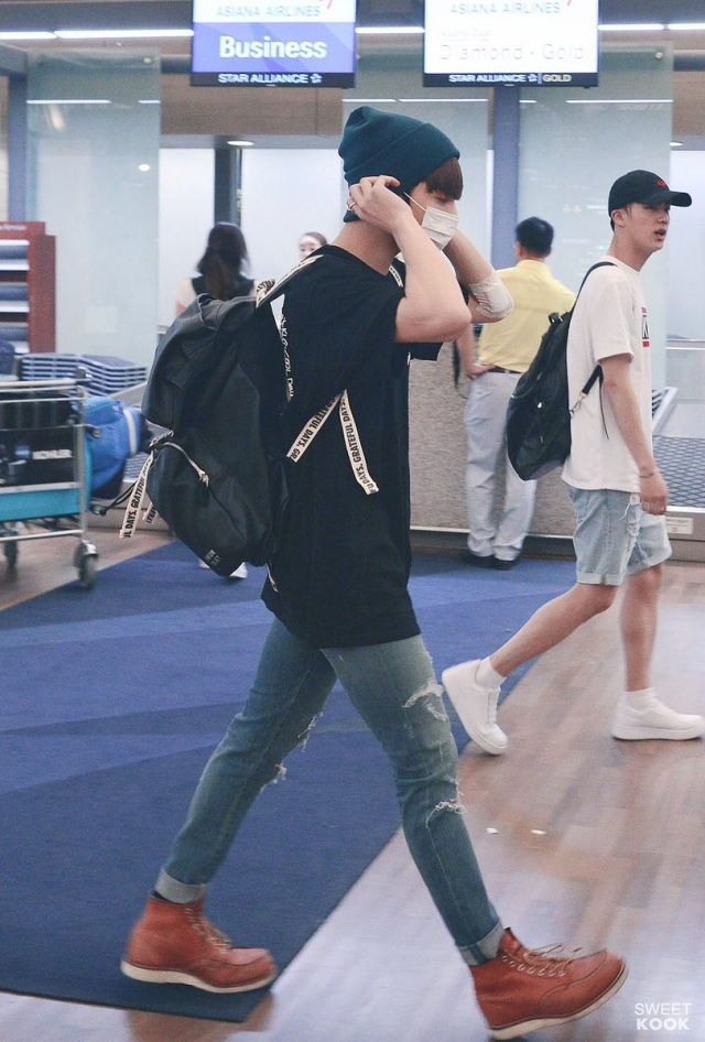 such a bf look