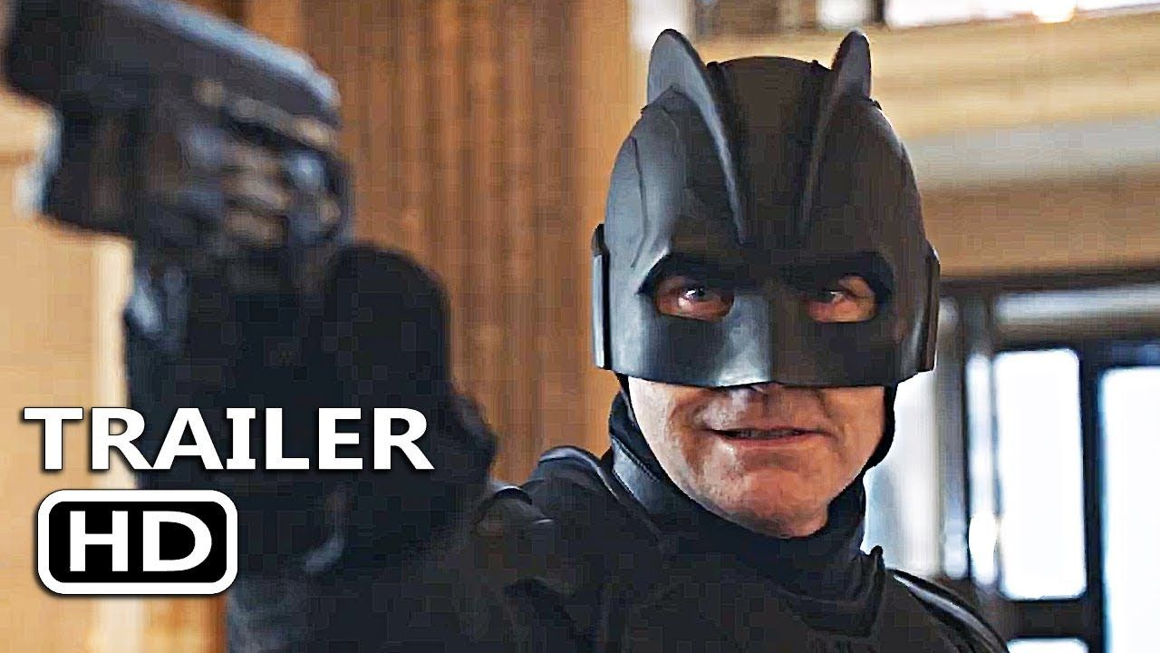 WATCHMEN Official Trailer (2019) Superhero Series Hbo