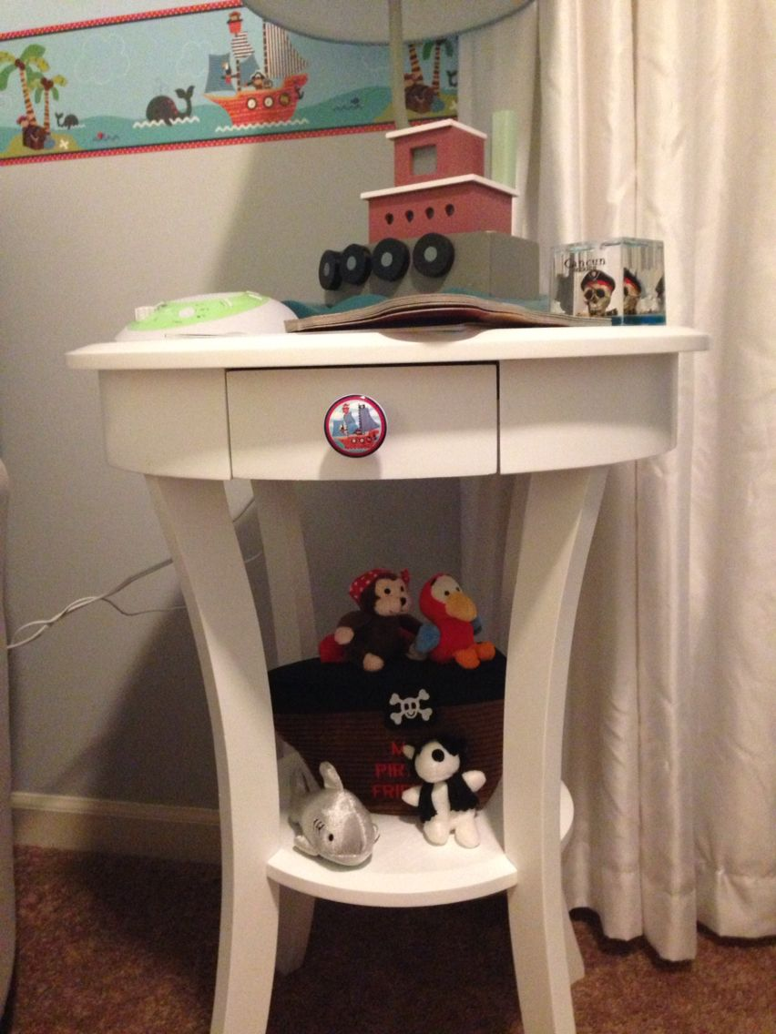 The accessories for the nursery