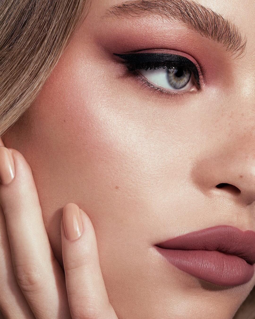 Fenty Beauty By Rihanna On Instagram Rosy Mauve And We Likeeee