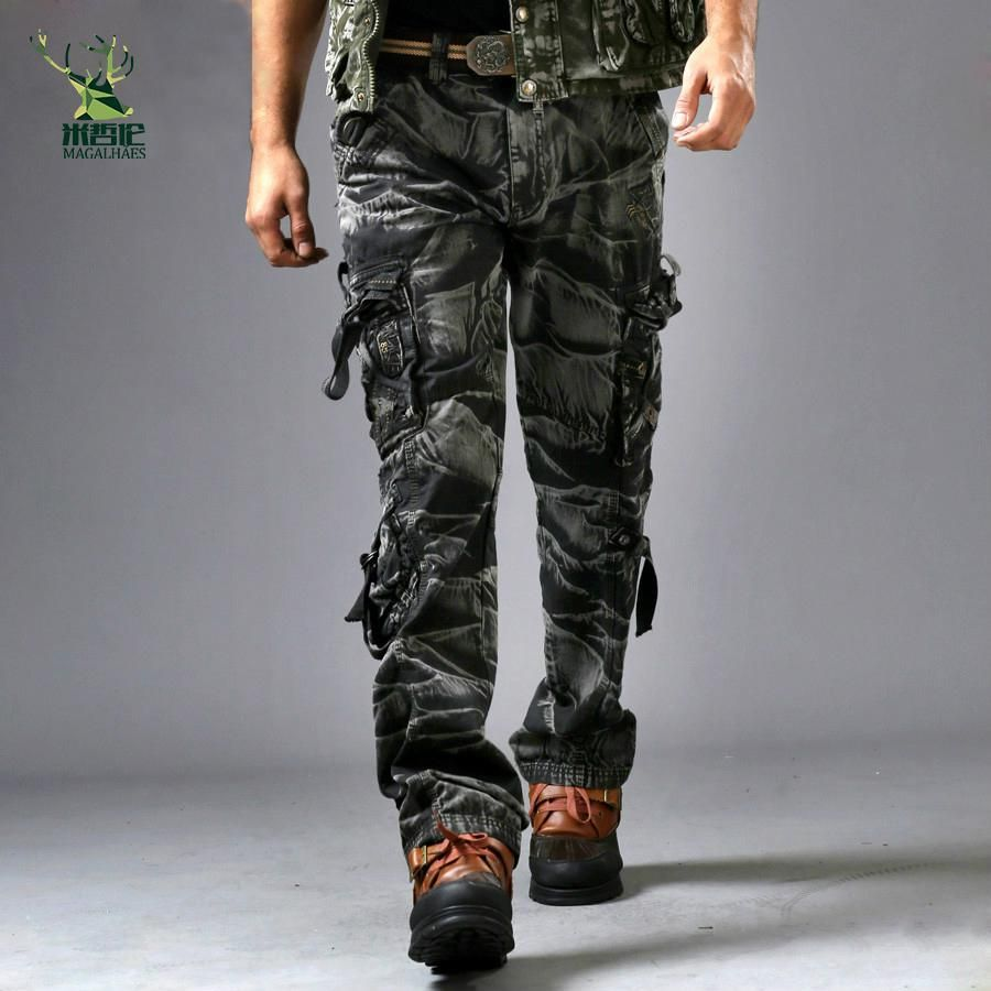 0fbaf21ad7f NEW Tactical Army Camouflage Highlander Nomad Bionic Camouflage Pants Men  US Army military equipment Cargo Pants. Yesterday s price  US  58.33 (51.88  EUR).