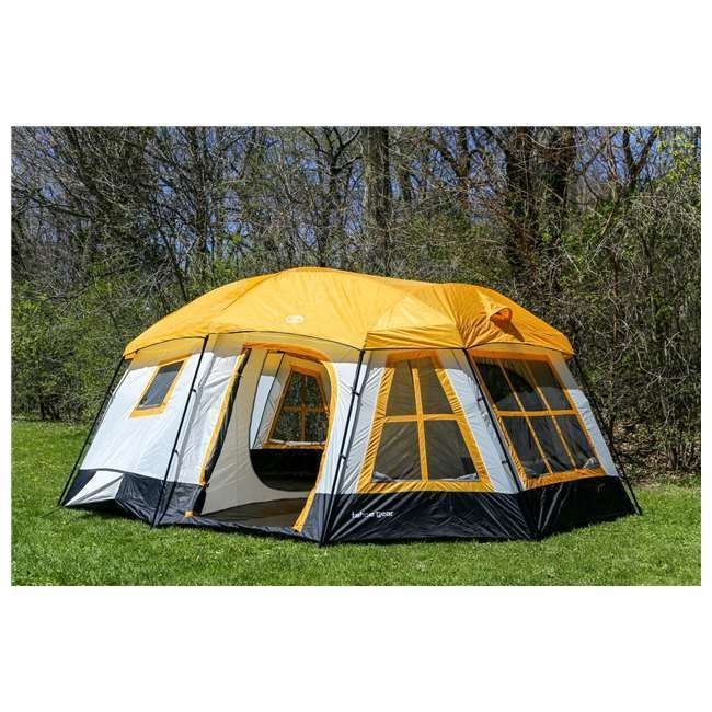 Tents For C&ing 16Person Comfort Air Flow Seperate Area Windows Orange Durable  sc 1 st  Pinterest & Tents For Camping 16Person Comfort Air Flow Seperate Area Windows ...