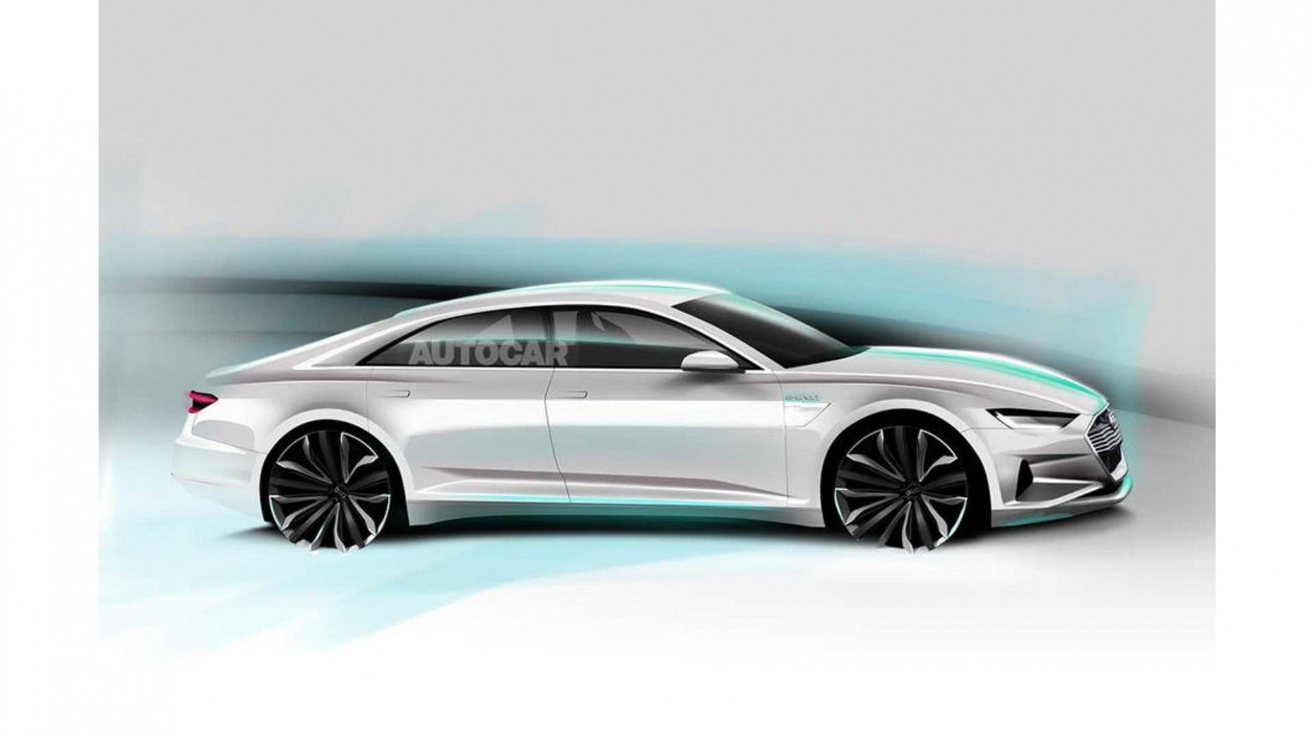 5 Audi A5 Concept Redesign And Review in 5  New audi car