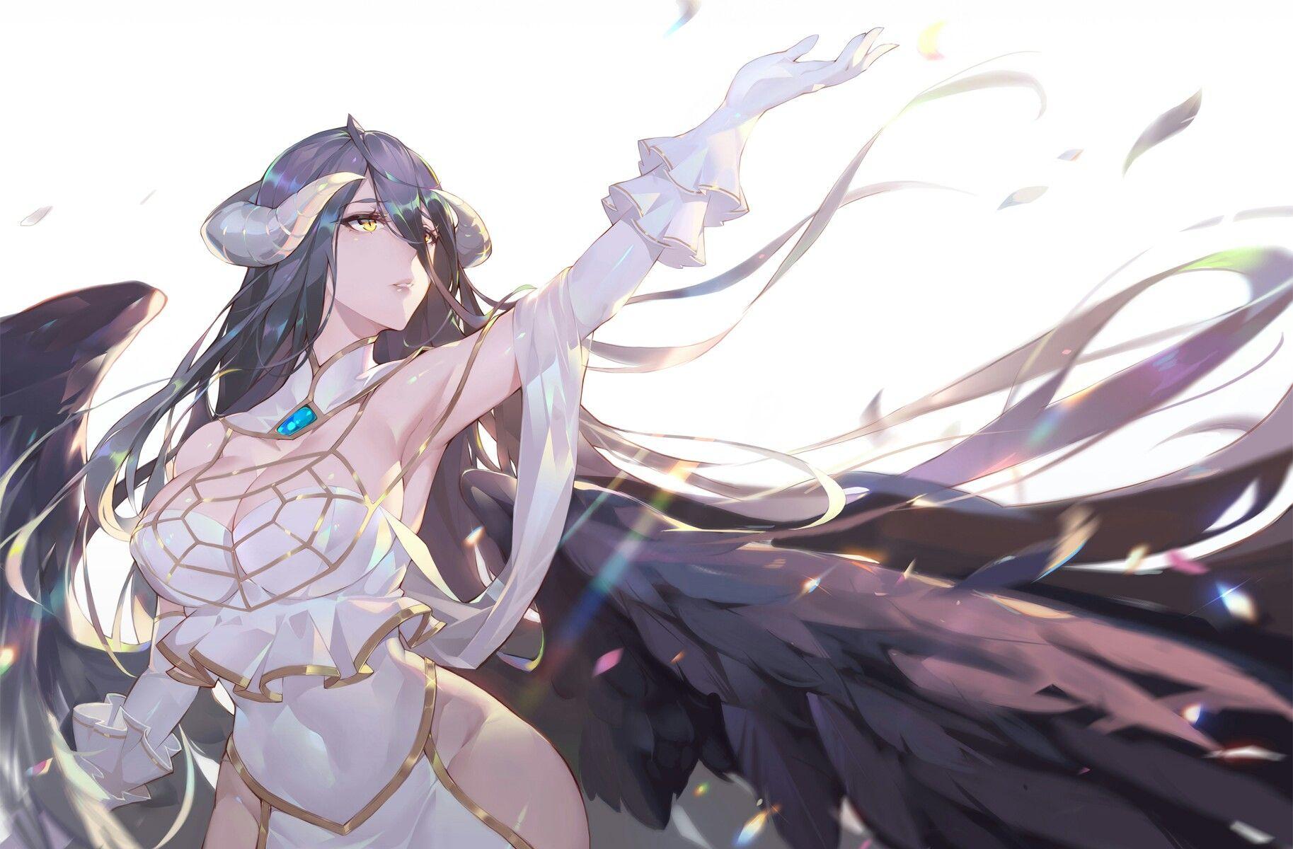 Albedo アルベド アニメファンタジー マンガアニメ