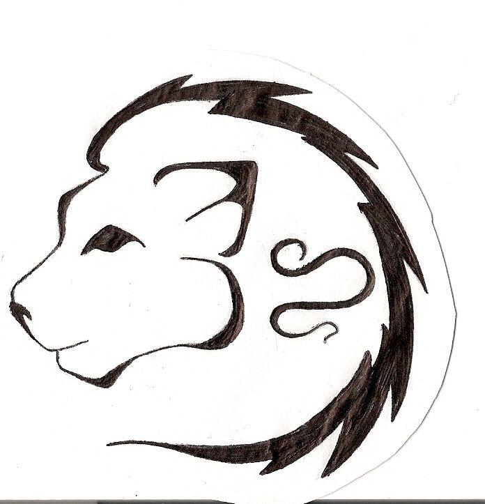 Льва обложка со знаком