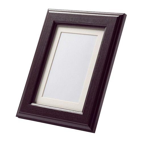 VIRSERUM Frame, dark brown