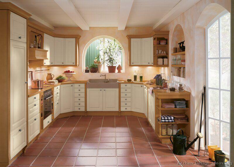 Interior Exterior Kitchen Design Country Kitchen Designs Country Cottage Kitchen