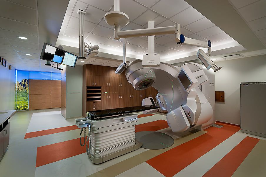 Radiation Oncology Room