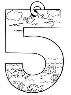 Days Of Creation Coloring Page And Handwriting Practice Creation