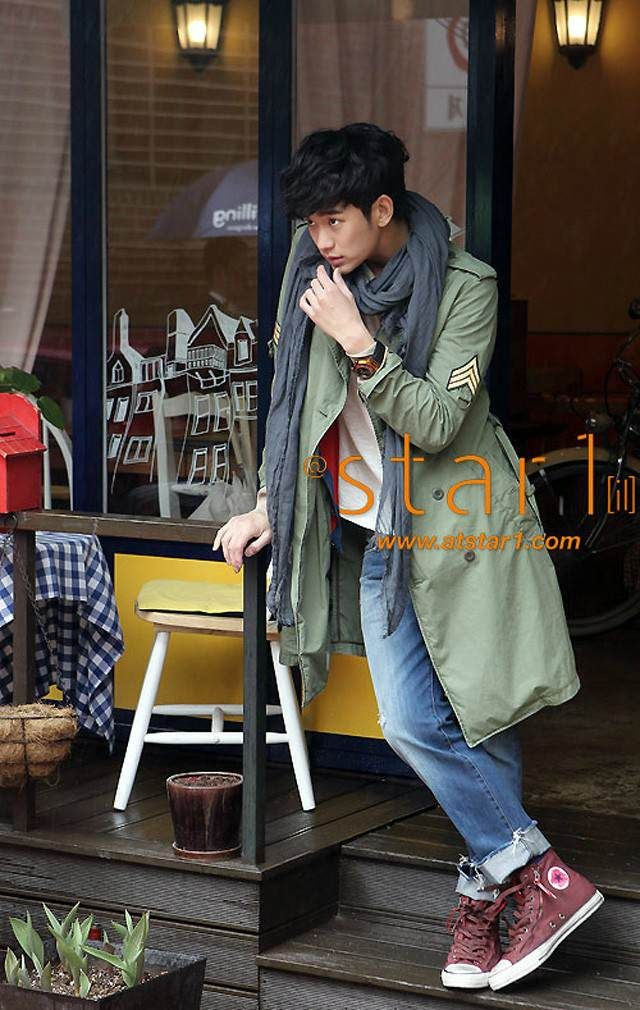 Kim Soo Hyun's outfit