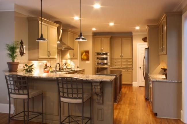 Platinum Kitchens; color and lighting   Kitchen design ...