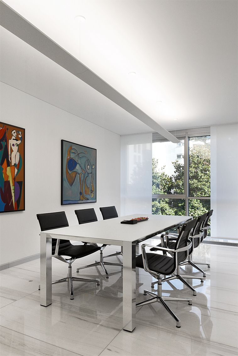 Arredo ufficio design arredo ufficio icf office porro for Interior design ufficio