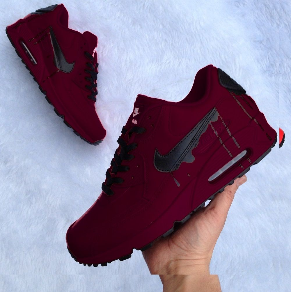 hot sale online 0e9a6 146b6 Air Max 90 Custom
