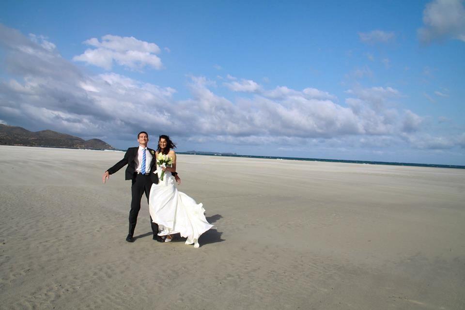 Beach wedding!! www.talento-italia.com