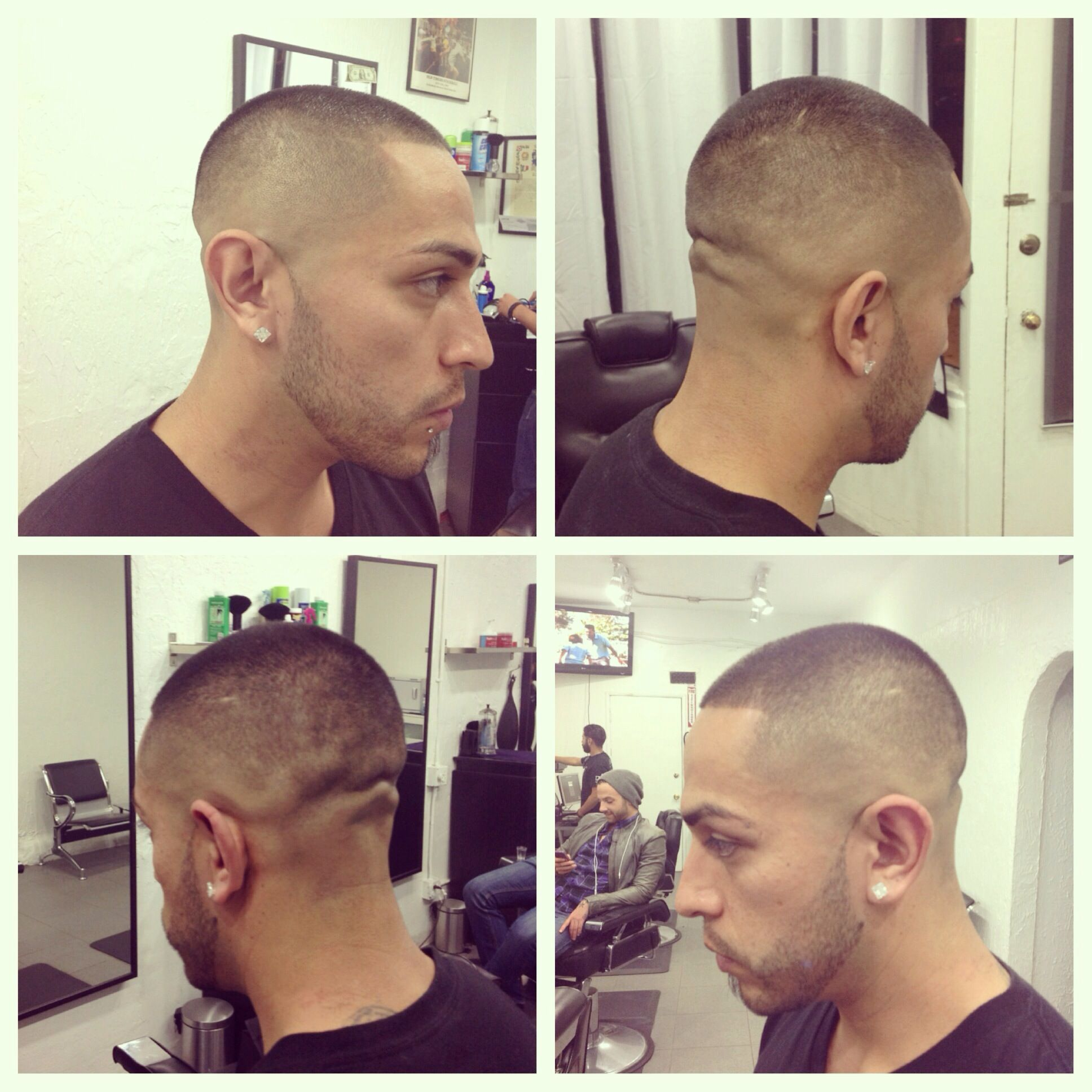 Straight Razor Shadow Fade Haircuts For Men Afro Men Hair Projects
