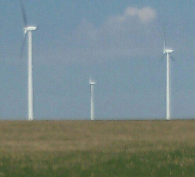 Windmills in Illinois