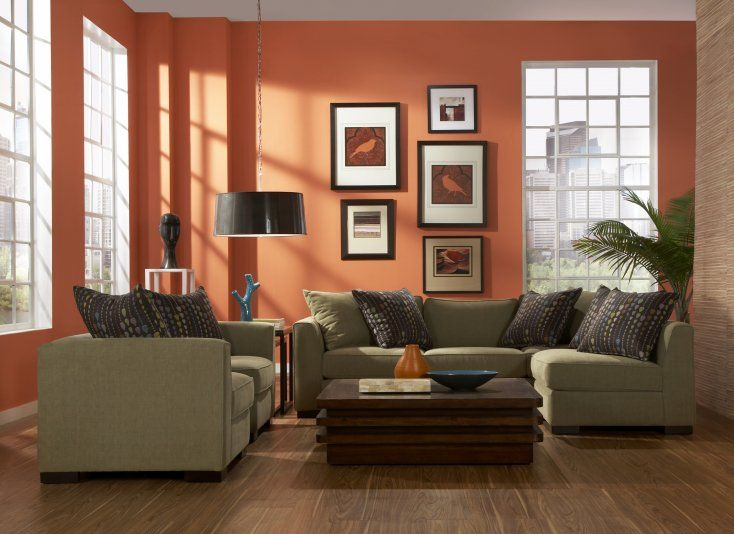 Fischer Living Room - Small scale, big style. The perfect ...