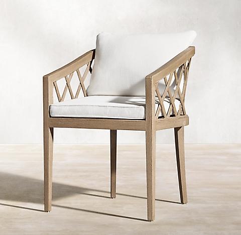 Greystone Teak Furniture Collection Weathered Teak Rh En 2020 Mobilier De Salon Meubles En Teck Collection De Meubles