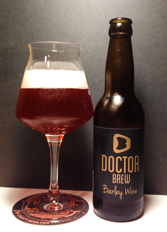 Doctor Brew Barley Wine Http Www Ratebeer Com Beer Doctor Brew Barley Wine 311100 Beer Craft Beer Alcohol