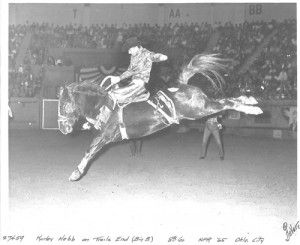 Trails End Livestock O Inducted 2008 PRCA Rodeo
