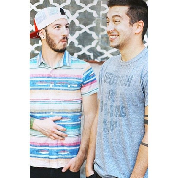 j'adore ❤ liked on Polyvore featuring people and twenty one pilots