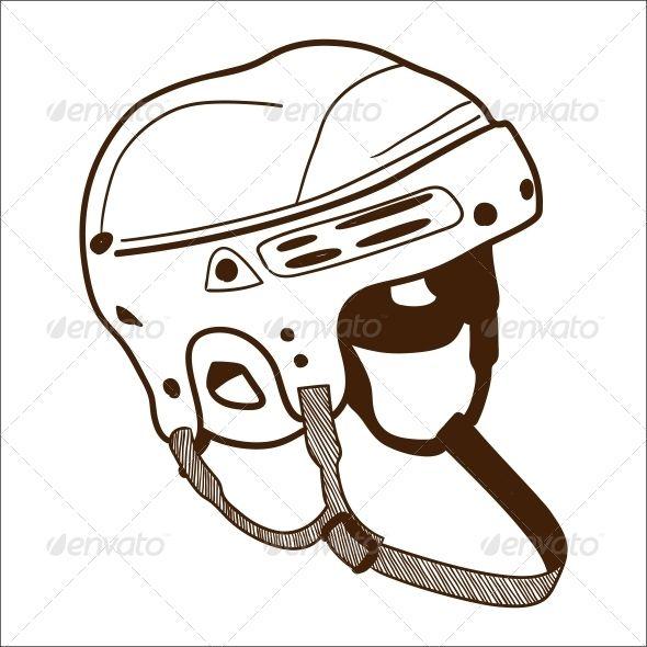 Hockey Helmet With Images Hockey Helmet Hockey Helmet