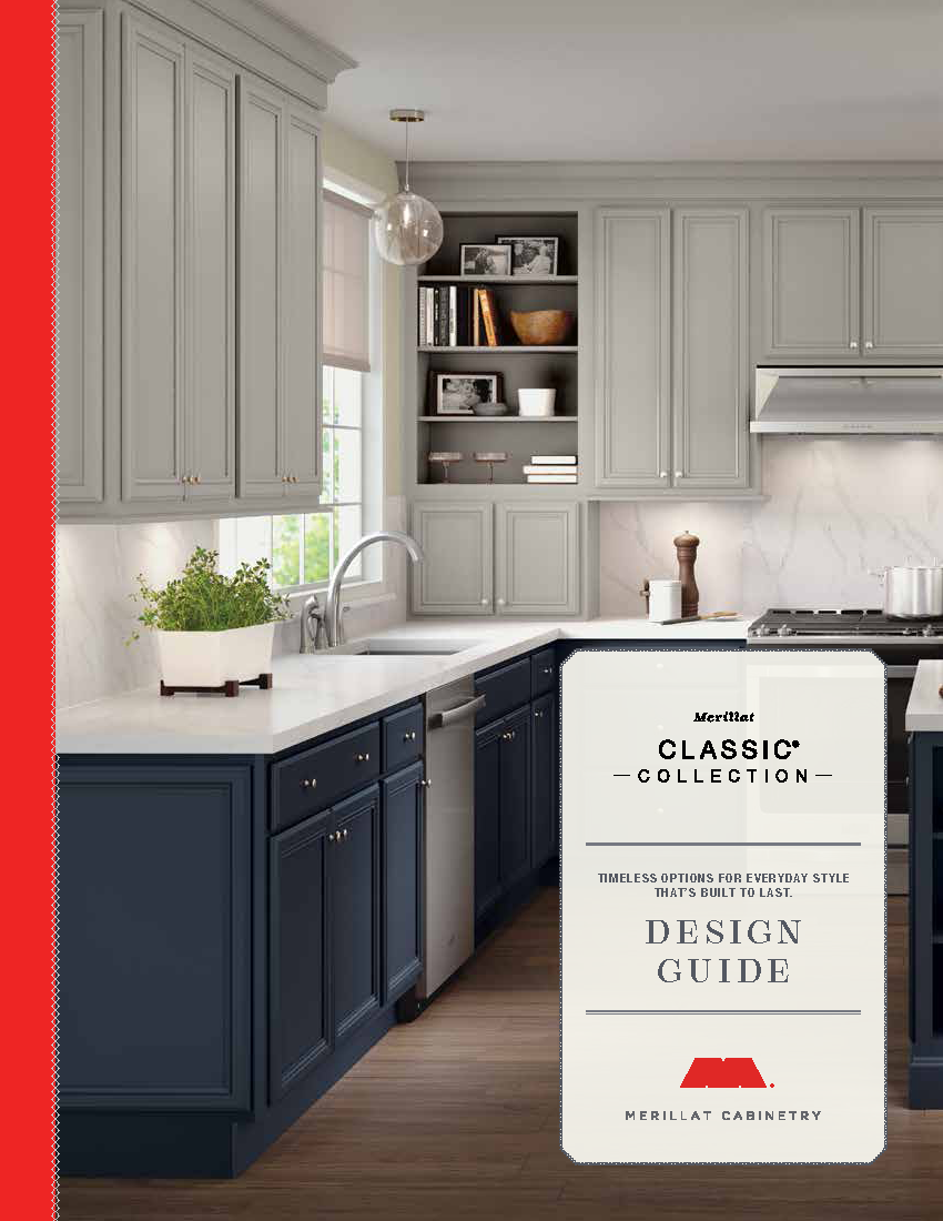 Merillat Classic Collection Brochure In 2020 Taupe Kitchen Cabinets Home Decor Kitchen Classic Cabinets