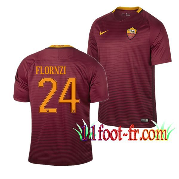 Maillot Domicile ROMA Homme