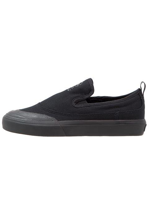 Parásito Admisión desarrollando  adidas Originals MATCHCOURT SLIP - Półbuty wsuwane - core black za 289 zł  (23.08.17) zamów bezpłatnie na Zalando.pl.   Slip on sneaker, Sneakers,  Adidas originals