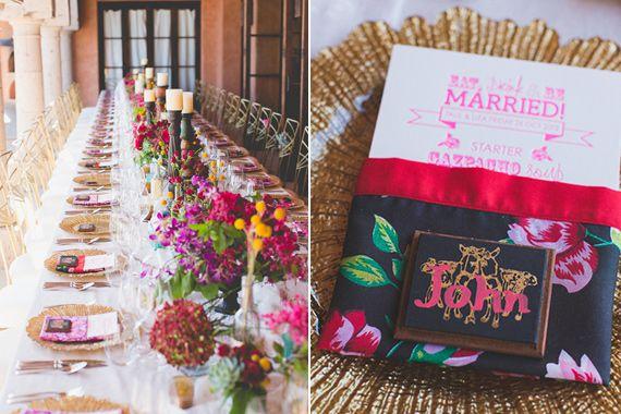 mexican wedding decorations mexico destination wedding liza paul real weddings 100