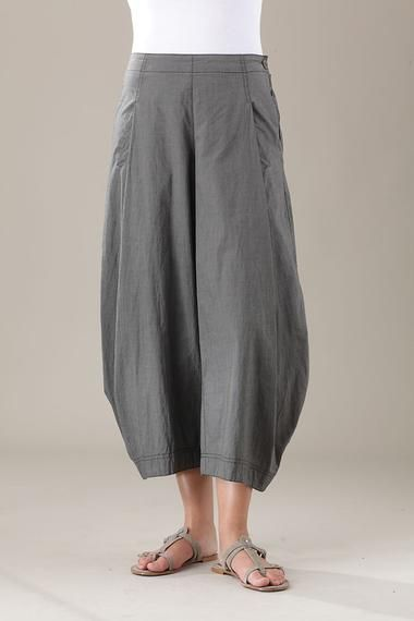 Oska pants  --- these look like they'd be super comfy to do yoga in; i could try a diy version