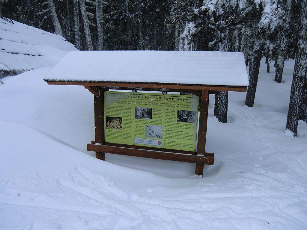 Tilly Jane Interpretive Sign   snowshoeing   Pinterest   Outdoor ...