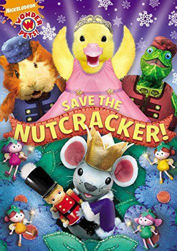 Wonder Pets Save The Nutcracker 2009 Parents Choice Award Approved Award Dvds Dvd Wonder Pets Holiday Movie Nutcracker