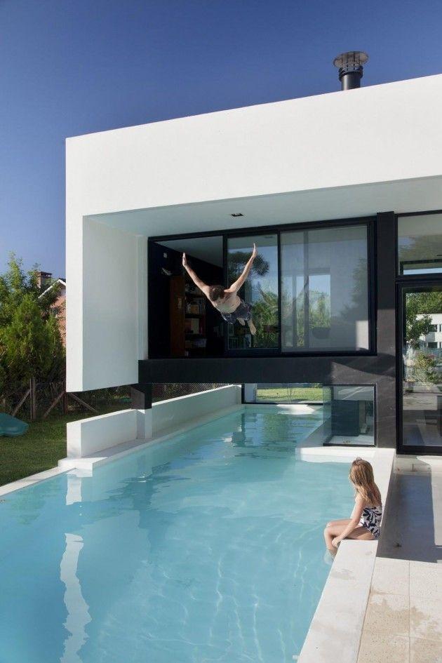 A o na estrutura de residencias unifamiliares grand bell - Residencia de manila swimming pool ...